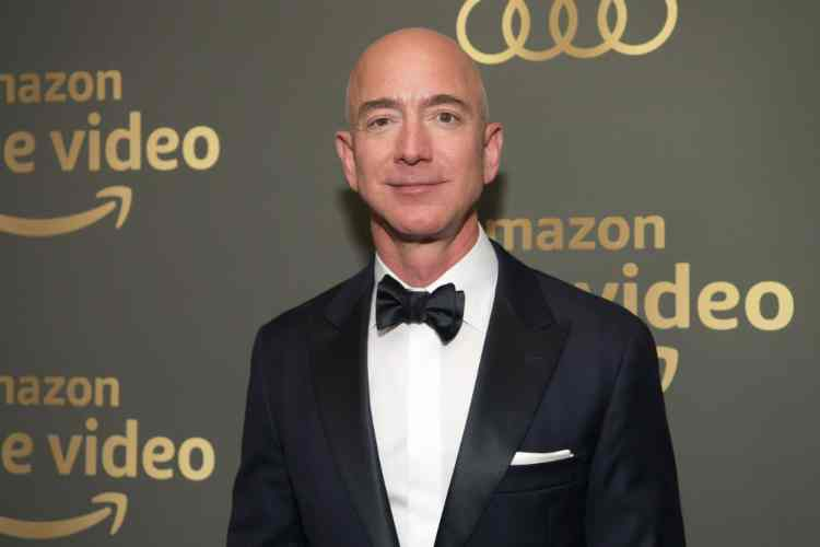 Jeff Bezos Ceo Amazon - Getty Images