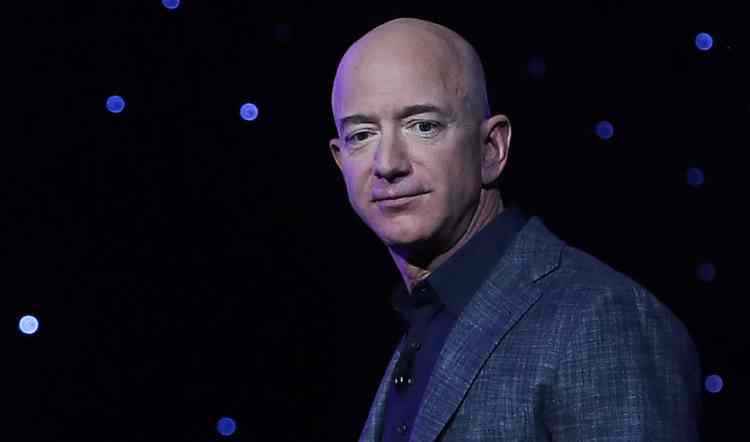 Jeff Bezos - Getty Images