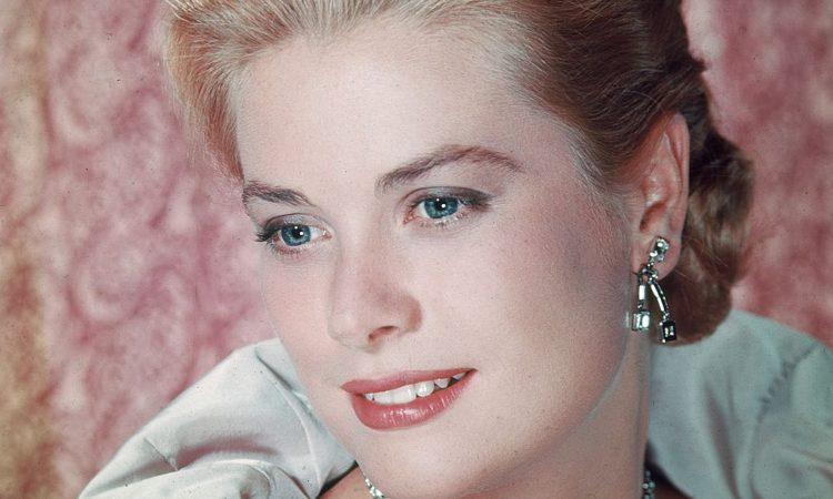 La principessa di Monaco Grace Kelly