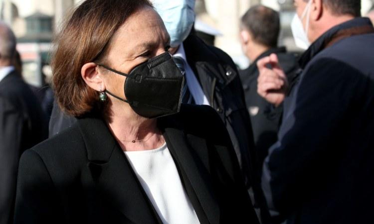 Luciana Lamorgese del Partito democratico