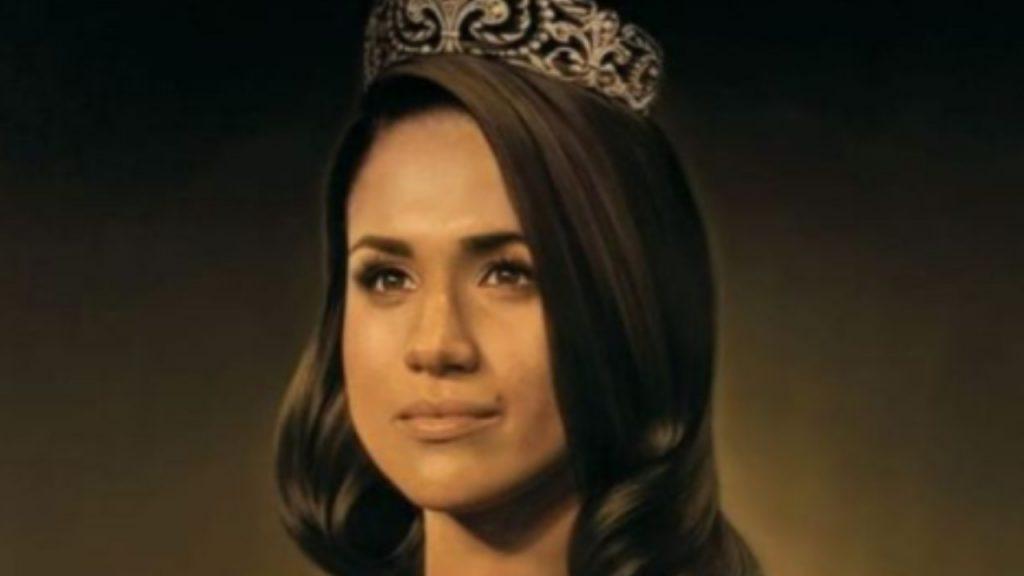 La principessa Meghan Markle