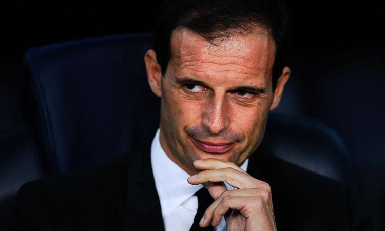 L'ex allenatore di Juve e Milan Allegri