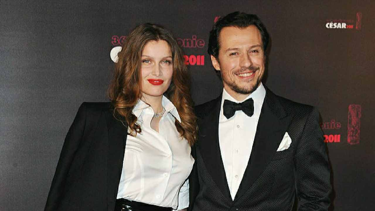 Leatitia Casta e Stefano Accorsi (getty images)