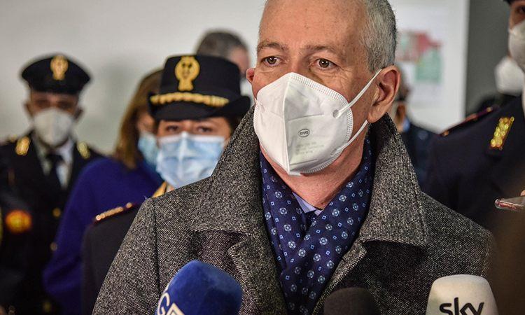 Gabrielli, ex capo della Polizia