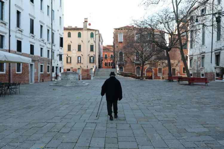 Lockdown a Venezia - Getty Images