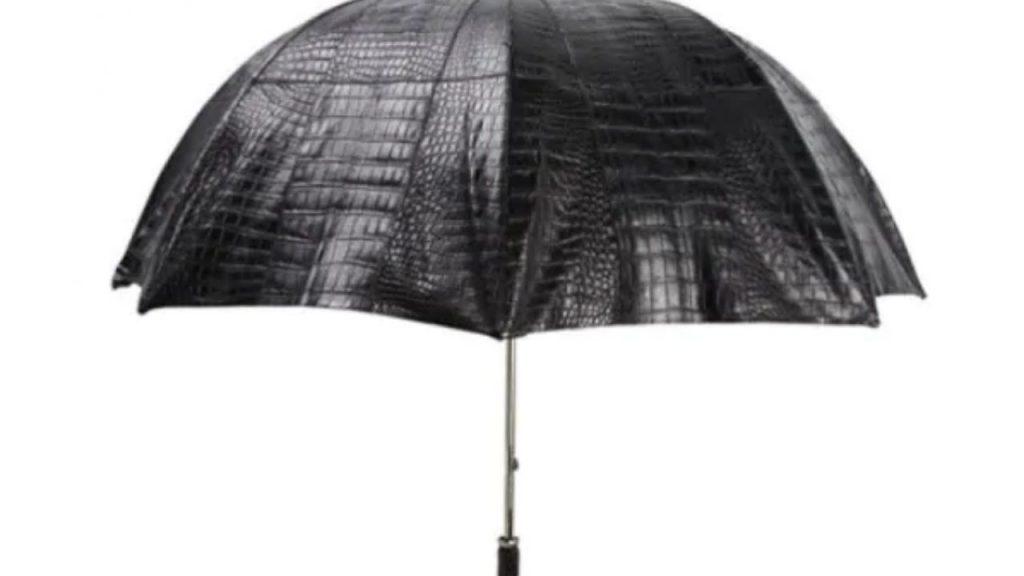 Ombrello da 40mila euro
