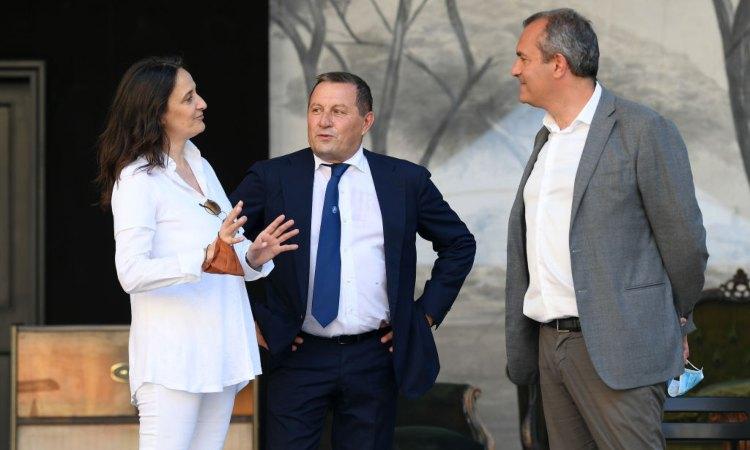 Il sindaco di Napoli De Magistris