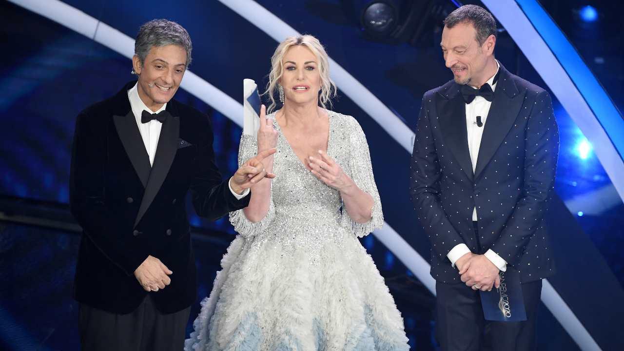 Fiorello, Antonella Clerici e Amadeus