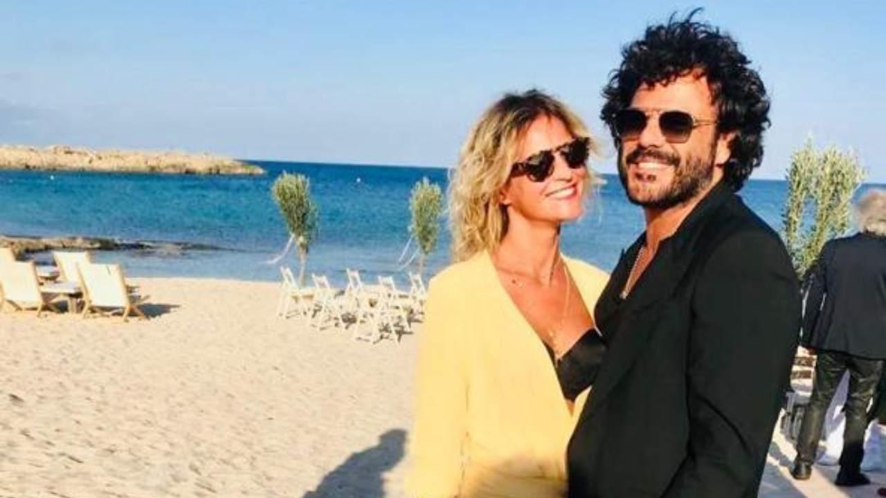 Francesco Renga e Diana Poloni