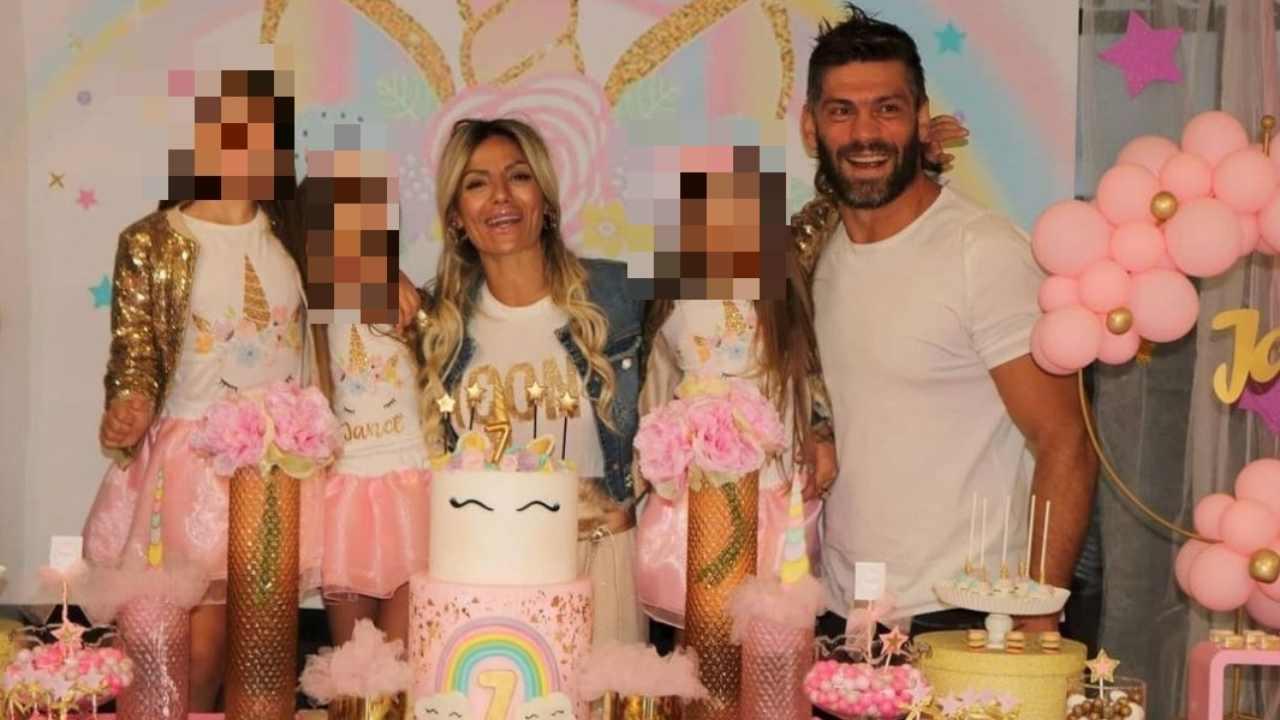 Laura Maddaloni, Clemente Russo e le figlie