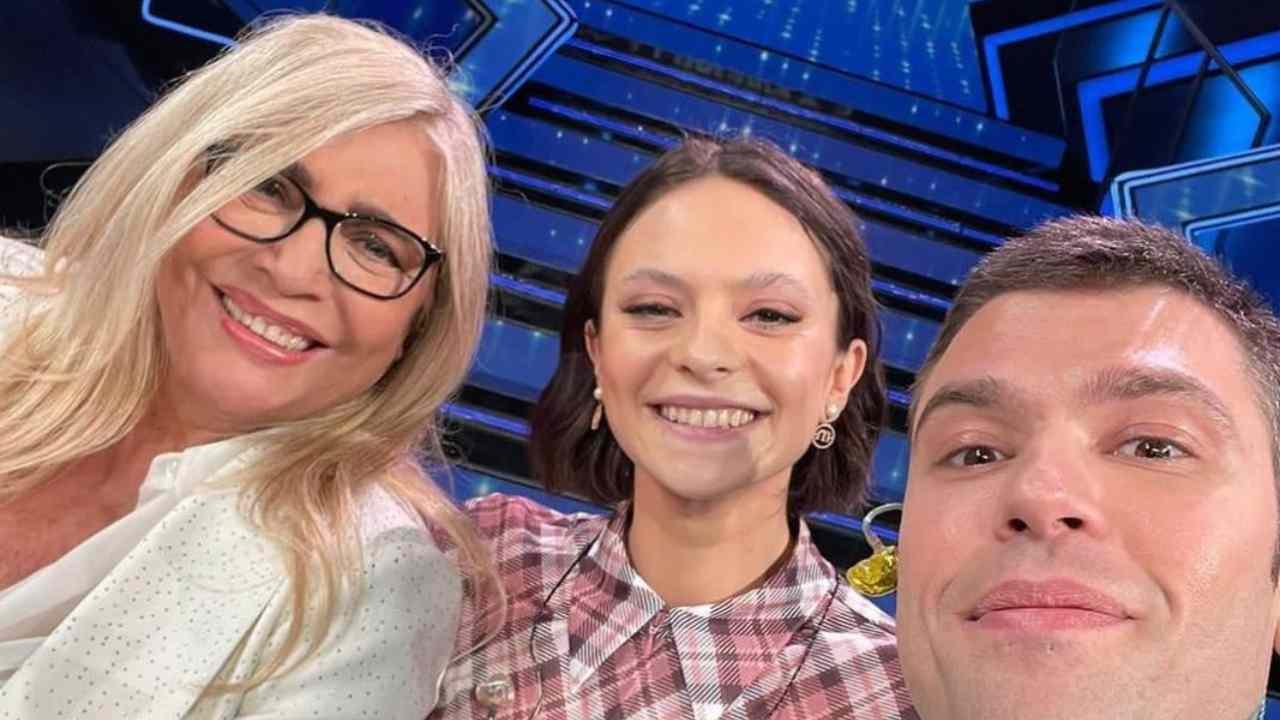 Mara Venier, Francesca Michielin e Fedez