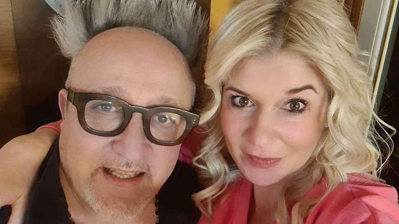 Max Cavallari ed Elena Gaia