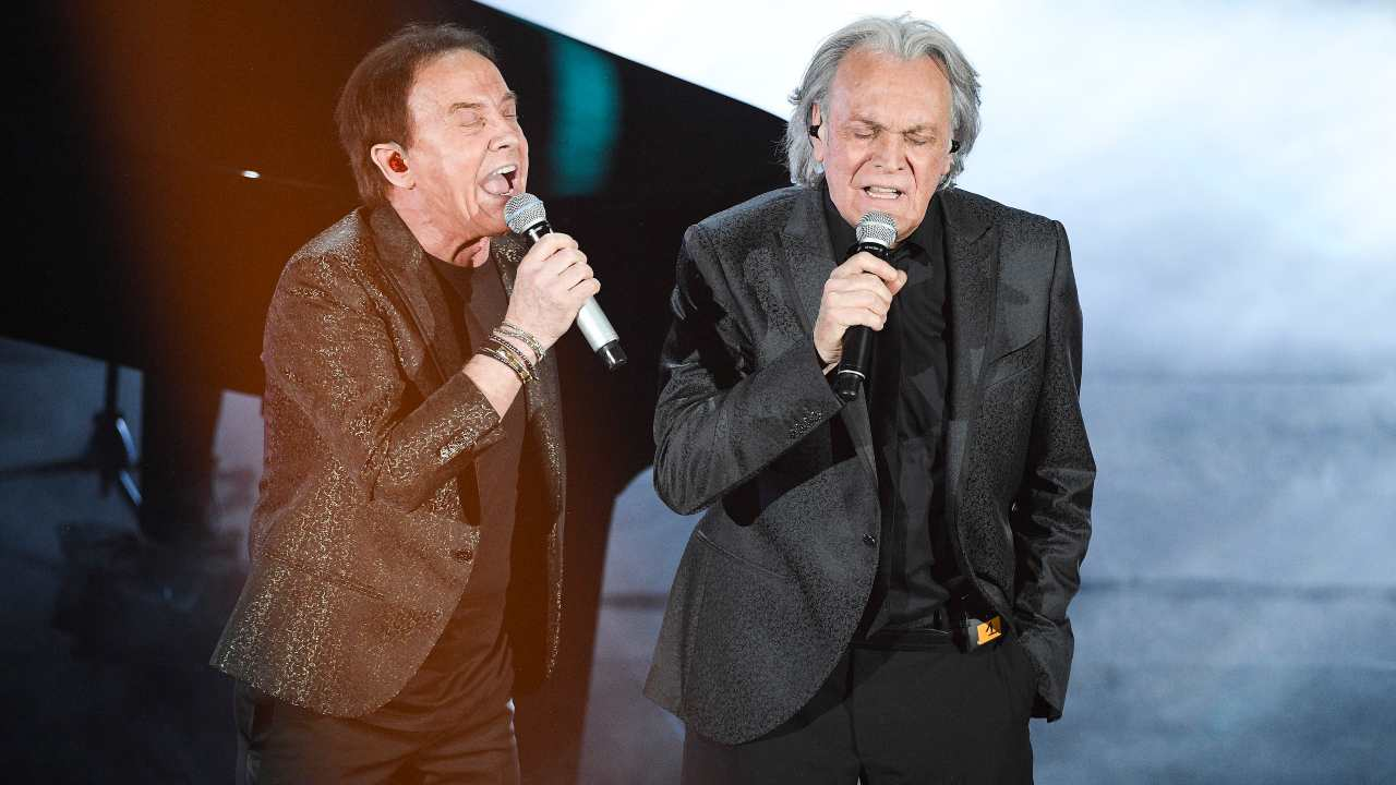 Robu Facchinetti e Riccardo Fogli