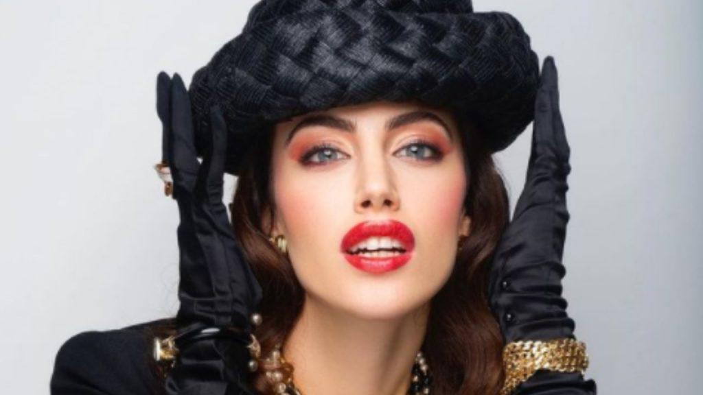 Beatrice Marchetti, modella