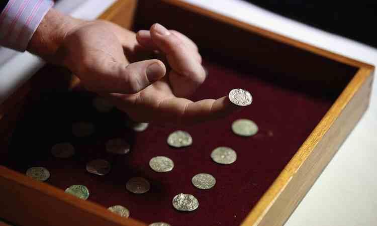 Collezionista di monete