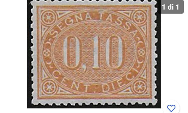 Il francobollo italiano che vale 18.000 euro