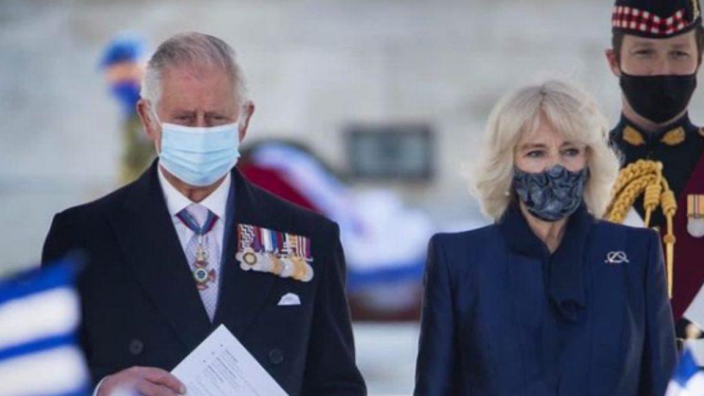Il Il principe Carlo e Camilla Camilla