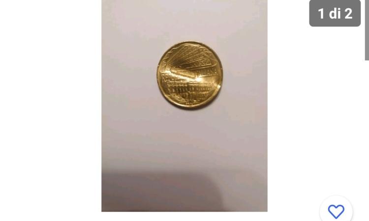 La vecchia moneta italiana valutata tantissimo