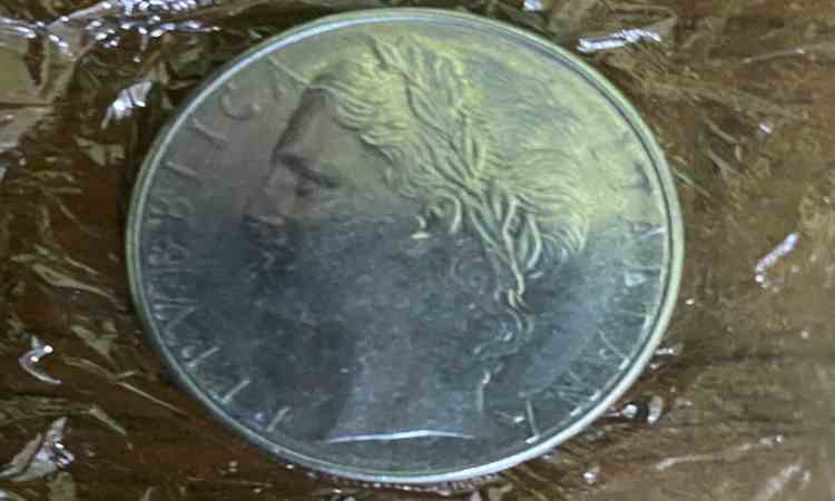 Moneta cento lire