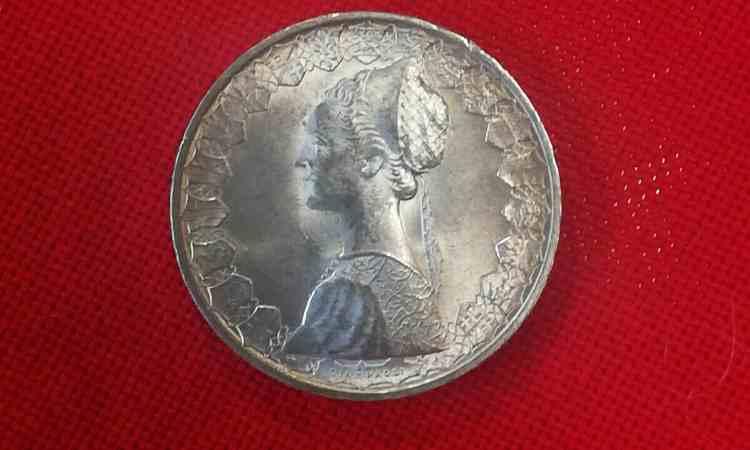 Moneta da 500 lire