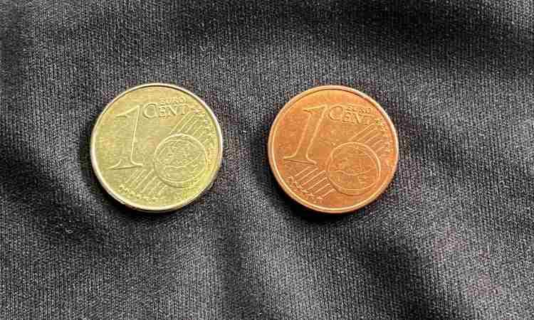 Moneta da un centesimo rara