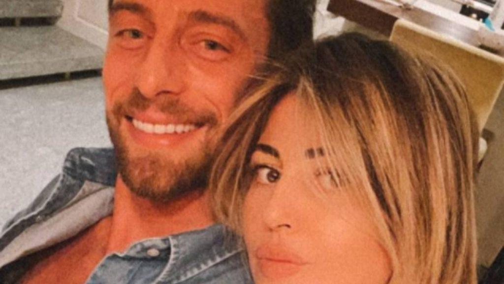 Roberta Sinopoli e Claudio Marchisio