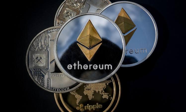 alcune monete virtuali
