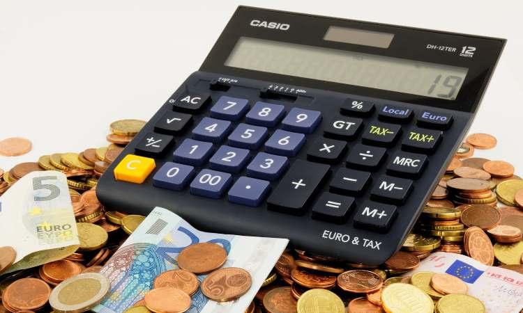 calcolatrice per calcolare le spese