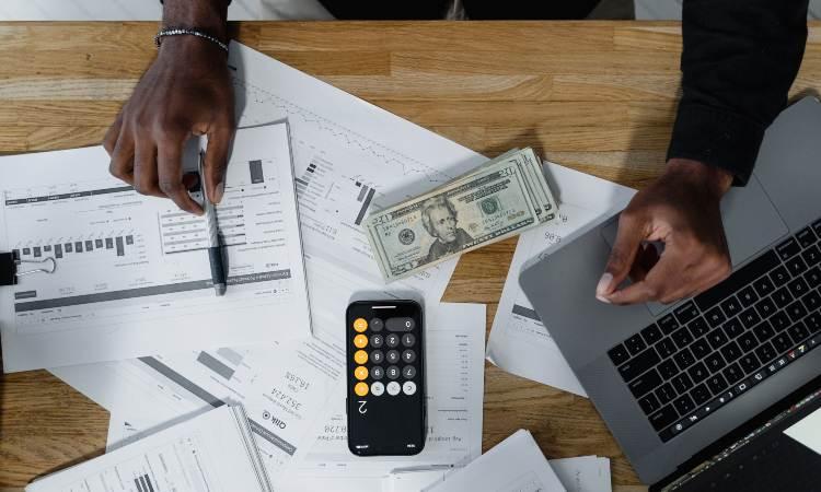 calcolo della spesa per le bollette