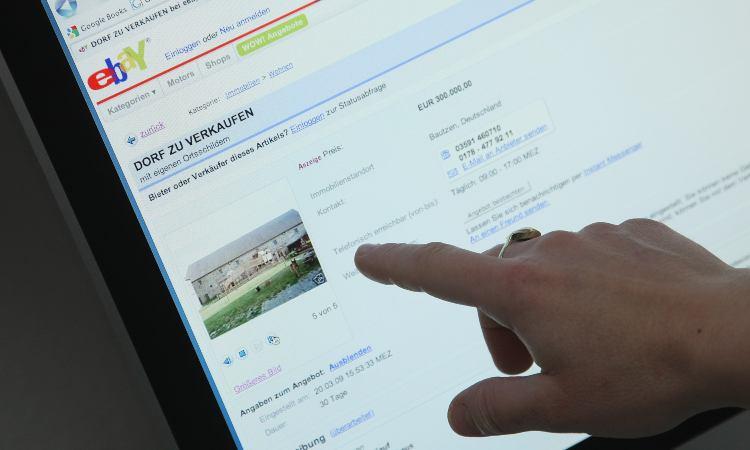 eBay sito di aste e vendite on line