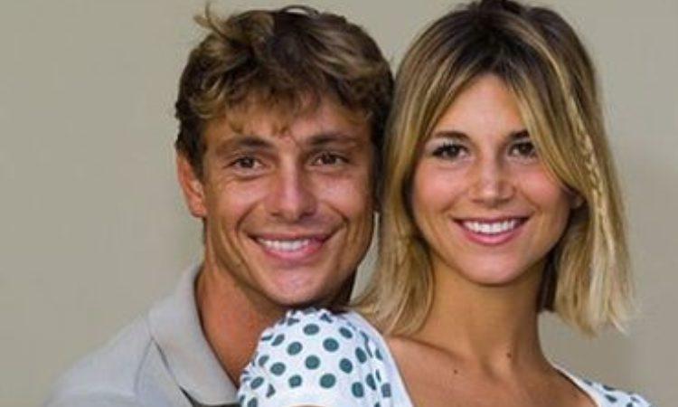 Giorgio e Nicoletta sorridono