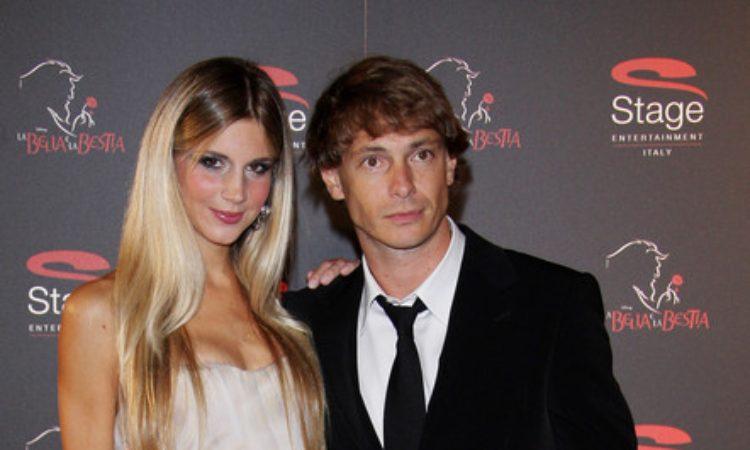 Nicoletta Romanoff e Giorgio Pasotti