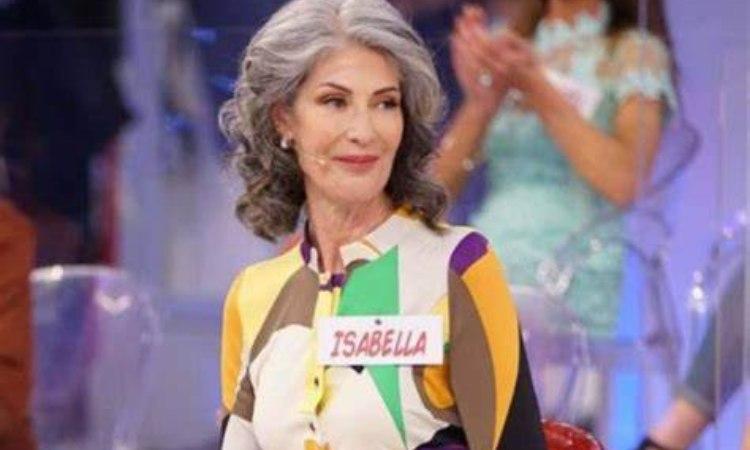 Isabella Ricci maglia colorata