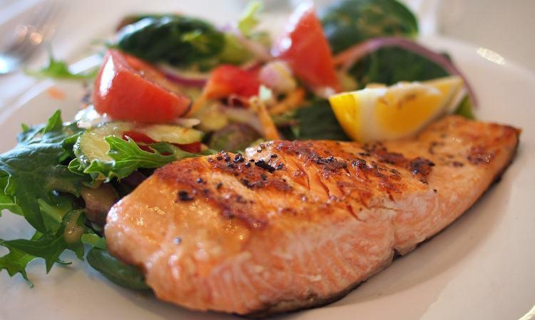 la vitamina D nel salmone