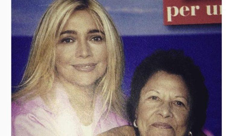 Mara Venier e sua mamma