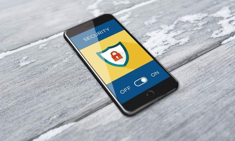 sicurezza della privacy sullo martphone