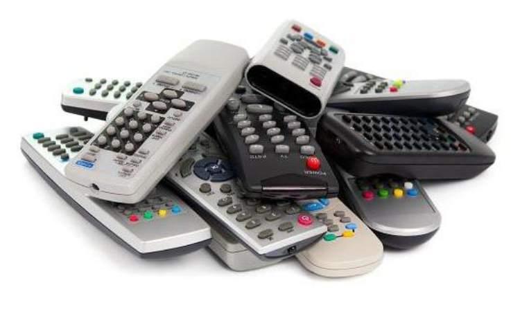 telecomandi rotti