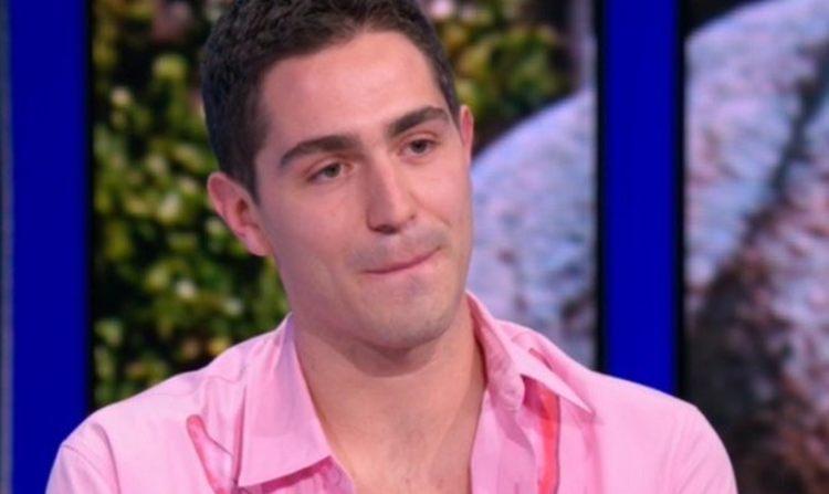 Tommaso Zorzi camicia rosa