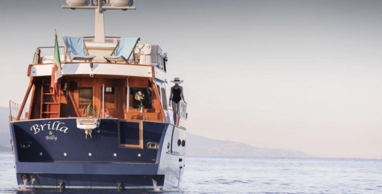Yacht di Lucio Dalla