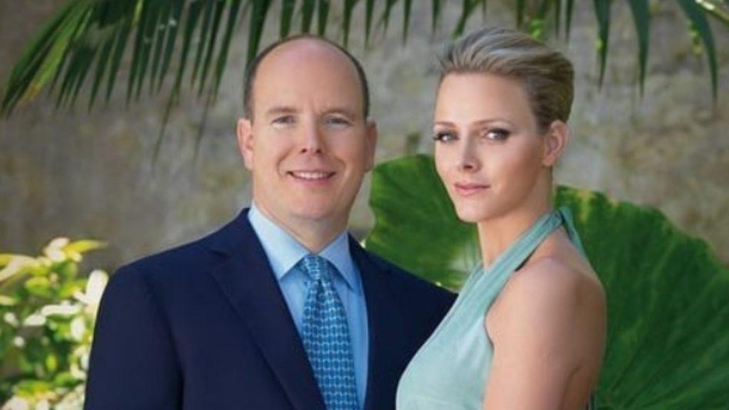 Alberto di Monaco e Charlene