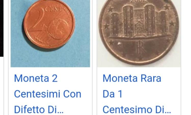Due monete rare che sono molto stimate