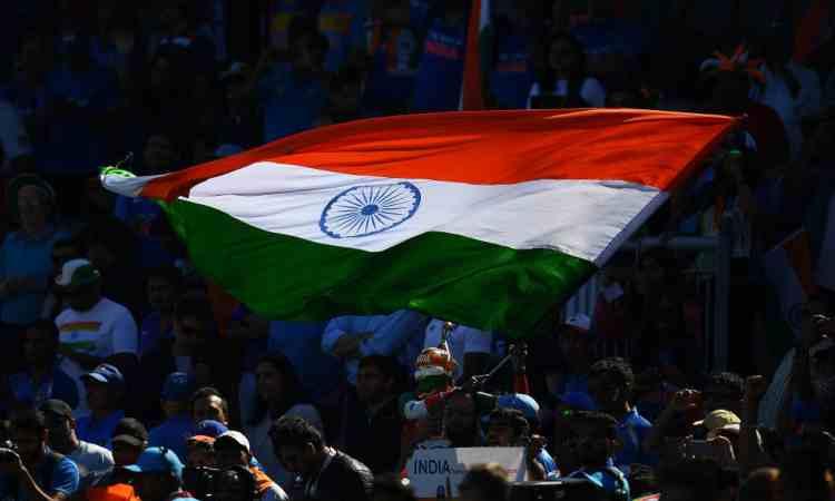Bandiera India