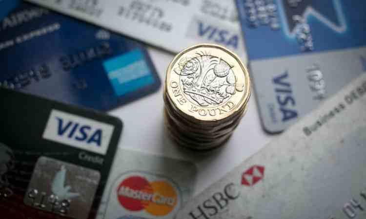 Carte di credito e denaro