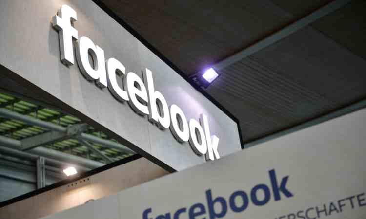 Insegne di Facebook
