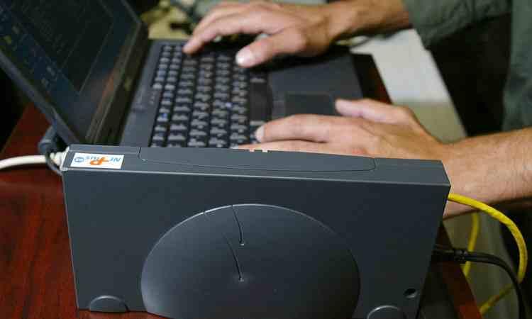 Modem e PC