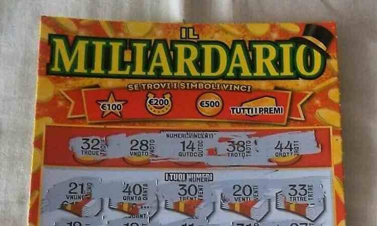 Miliardario usato