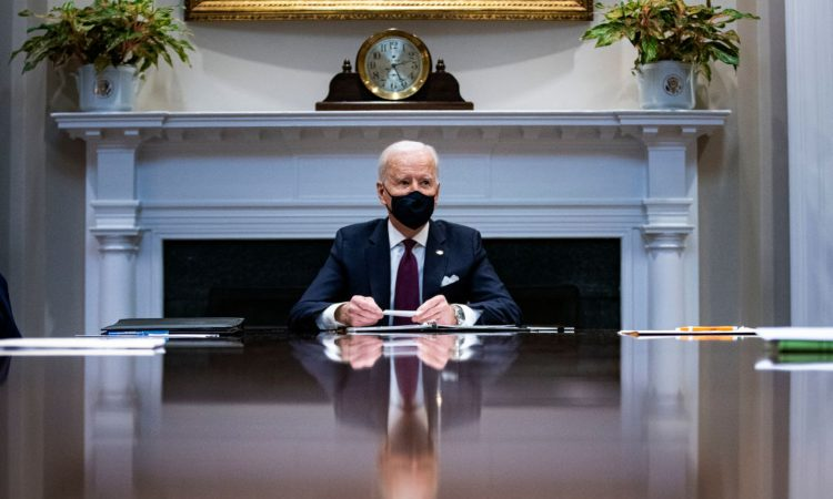 Il premier statunitense Biden