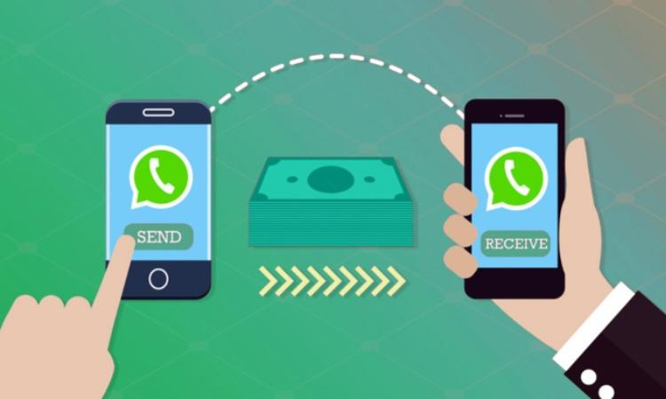 Immagine che mostra il pagamento effettuato tramite Whatsapp