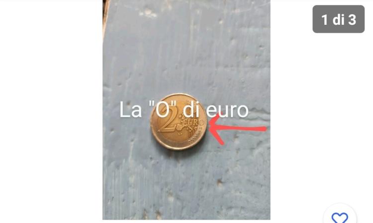 La moneta da 2 euro con un valore altissimo