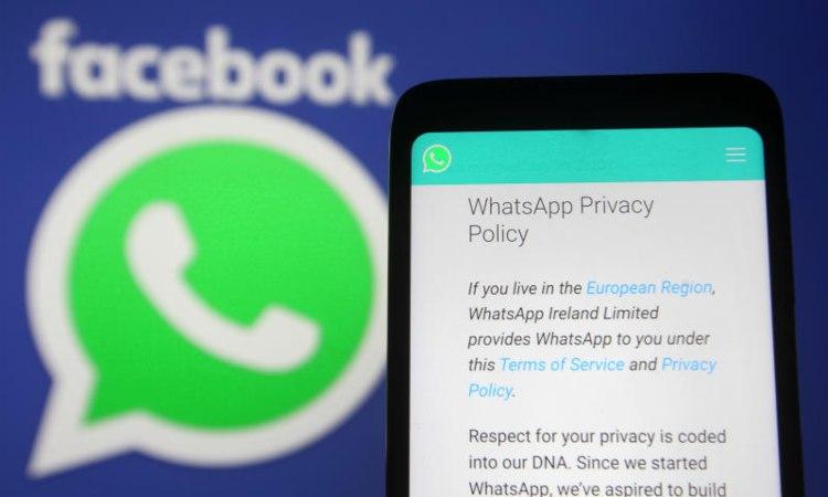 L'informativa sulla privacy di Whatsapp